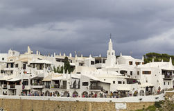 BINIBECA, MINORCA, SPAIN  Royalty Free Stock Photography