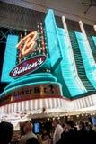 Binion's Casino in Las Vegas Stock Photos