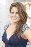 Binky Felstead. Arriving  for the 2012 BAFTA Television Awards Royal Opera House, Southbank London. 27/05/2012 Picture by: Simon Burchell / Featureflash Stock Images