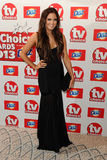 Binky Felstead. Arriving at The TV Choice Awards 2013 held at the Dorchester, London. 09/09/2013 Picture by: Steve Vas / Featureflash Stock Photo