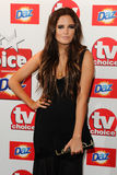 Binky Felstead. Arriving at The TV Choice Awards 2013 held at the Dorchester, London. 09/09/2013 Picture by: Steve Vas / Featureflash Stock Photos