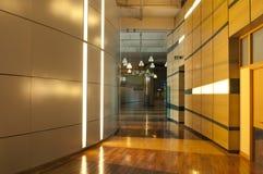 Binnen architectuur Royalty-vrije Stock Foto