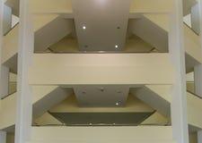 Binnen Bibliotheek Royalty-vrije Stock Afbeeldingen