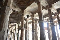 Binnen de gebedruimte - 3 stock afbeelding