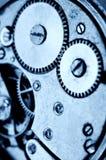 Binnen de klok (uurwerken) Stock Afbeelding