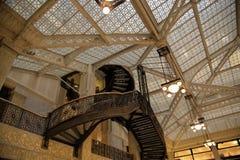 Binnen de Roekenkolonie in Chicago royalty-vrije stock afbeeldingen