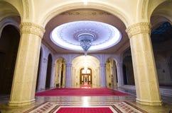 Binnen een Paleis royalty-vrije stock foto's