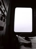 Binnen een ziekenwagen Royalty-vrije Stock Afbeelding