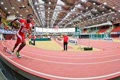 Binnen Kampioenschap 2012 Stock Foto