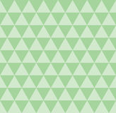 Binnen kleurrijke de achtergrond van het driehoekspatroon, naadloos Stock Fotografie