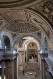 Binnen Pantheonbovenkant Stock Afbeelding