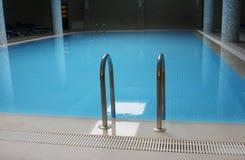 Binnen pool Stock Foto