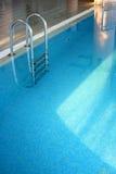 Binnen pool Royalty-vrije Stock Afbeelding