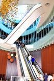 Binnen Revel in Atlantic City, NJ Royalty-vrije Stock Foto's