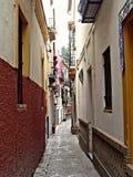 Binnen Sevilla Stock Foto