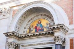 Binnen St Peter Cathedral stock afbeelding