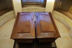 Binnen van Algemeen Grant National Memorial Royalty-vrije Stock Afbeeldingen