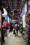 Binnen van de lokale handel genoemd Camelodromo DE Campo Grande Stock Afbeeldingen