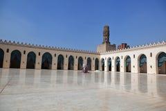 Egyptische Moskee Royalty-vrije Stock Fotografie