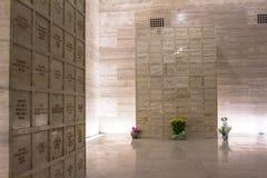 Binnen van Obelisk Stock Foto's