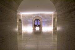 Binnen van Obelisk Royalty-vrije Stock Afbeelding
