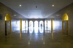 Binnen van Obelisk Stock Foto