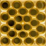 Binnen verpakking van snack Stock Fotografie