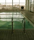 Binnen Zwembad Royalty-vrije Stock Afbeeldingen