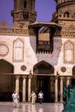 Binnenazhar mosque stock fotografie