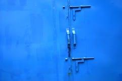 Binnendetails van een oorlogsschip Stock Afbeelding