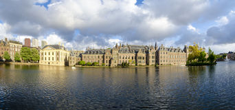 Binnenhof & x28 Ολλανδικό Parliament& x29 , Χάγη & x28 Χάγη & x29 , Κάτω Χώρες Στοκ φωτογραφία με δικαίωμα ελεύθερης χρήσης