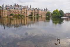 binnenhof παλάτι της Χάγης Στοκ εικόνες με δικαίωμα ελεύθερης χρήσης
