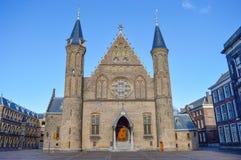The Binnenhof building in den Haag, Netherlands Stock Image