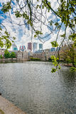 The Binnenhof,  is a complex of buildings in The Hague Netherlan Stock Images