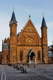 Binnenhof, Den Haag Royalty-vrije Stock Foto's