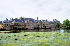 Binnenhof, Den Haag Royalty Free Stock Photography