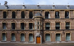 Binnenhof, Dutch parliament and senate royalty free stock image