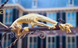 Binnenhof Royalty Free Stock Photography