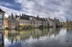Binnenhof, The Hague, Holland Stock Images