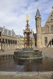 Binnenhof, The Hague, Holland Royalty Free Stock Photography