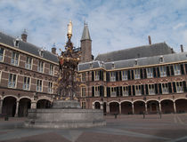 Binnenhof, The Hague, Holland Stock Image