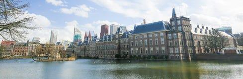 Binnenhof, Haia, os Países Baixos fotos de stock royalty free