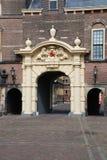 Binnenhof la Haye Image stock