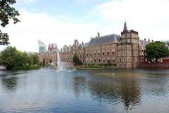 Binnenhof la Haye images stock