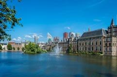 Binnenhof pałac Haga Obraz Stock