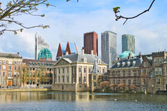 Binnenhof Palace - Dutch Parlament Royalty Free Stock Photos