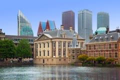 Binnenhof Palace Dutch Parlament Stock Images