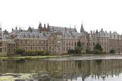 Binnenhof Palace Royalty Free Stock Photography