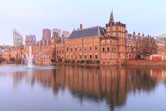 Binnenhof Palace in The Hague (Den Haag), Stock Photo