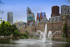 Binnenhof Palace in the Hague, Netherlands Stock Photo